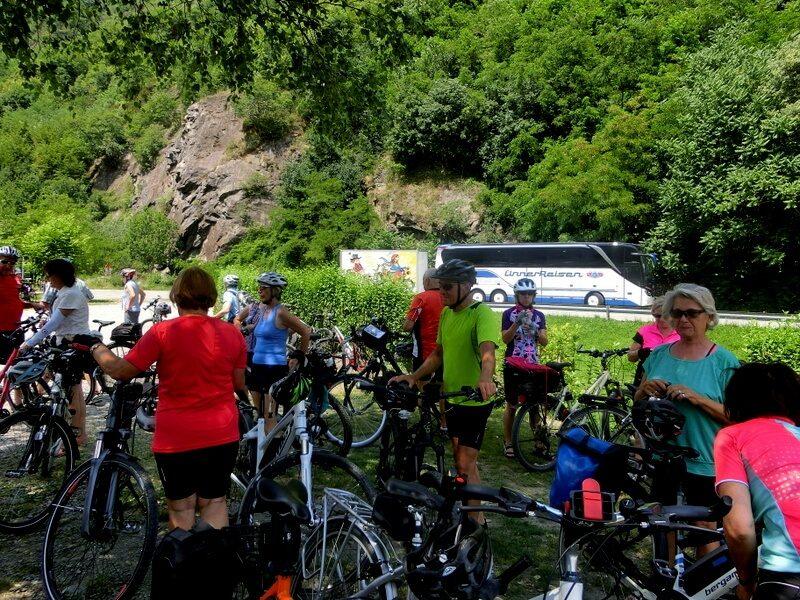 Radfahren am Comer See 097